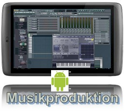 Android-Musikproduktion