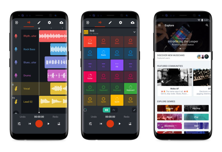 BandLab-Android-DAW